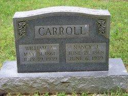 Nancy Jane <i>Pace</i> Carroll