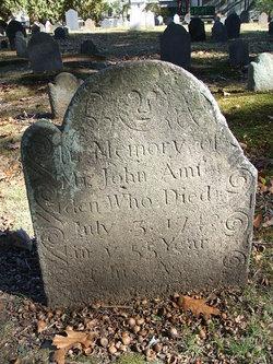 John Amsden, II
