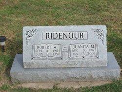 Juanita Mae <i>DeShazer</i> Ridenour Richardson