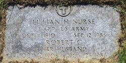 Robert C Nurse
