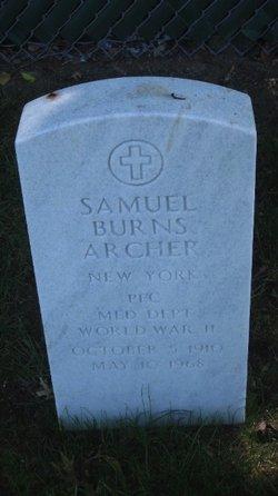 Samuel B Archer