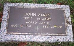 John Alkes