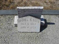 Rachel C Boyd