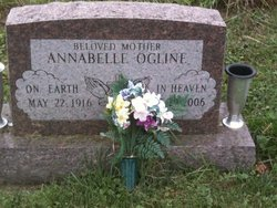 Anna Belle <i>Cupp</i> Ogline
