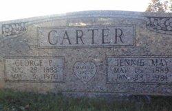George P Carter