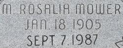 Mary Rosalia Rosalia <i>Mower</i> Aime