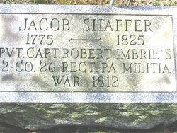 Pvt Jacob Shaffer