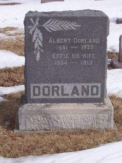 Effie Dean <i>Owens</i> Dorland