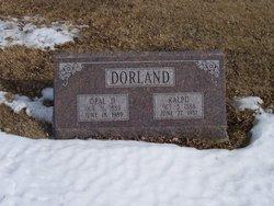 Opal D. <i>Crawford</i> Dorland