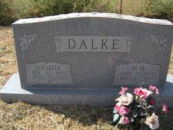 Elizabeth <i>Dick</i> Dalke