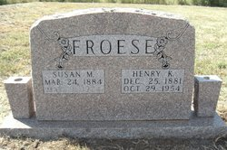 Susan M. Susie Froese