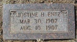 Justine H. Entz