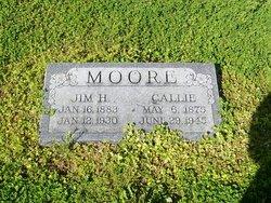 Callie <i>Peyton</i> Moore