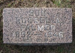 Russell A Palmer