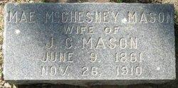 Lady May Davis <i>McChesney</i> Mason
