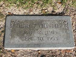 David Truett Chandler