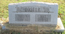 Cassie May <i>Morris</i> Foster