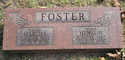 Henson C Foster