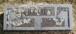 Carrol L Edwards