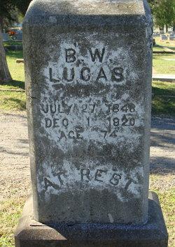 Benjamin W Ben Lucas