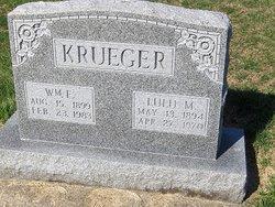 Lulu Mae <i>McKinney</i> Krueger