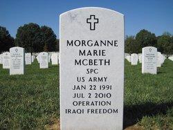 Spec Morganne Marie McBeth