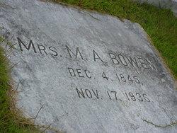 Martha Adeline <i>Webb</i> Bowen