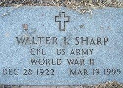 Walter Lee Sharp, Jr