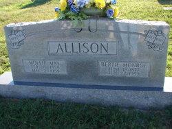 Mollie May <i>Carter</i> Allison