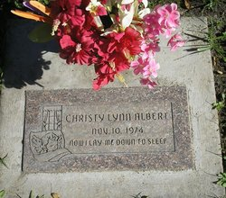 Christy Lynn Albert