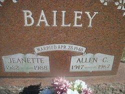 Jeanette Bailey