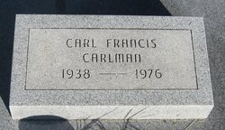 Carl Francis Carlman