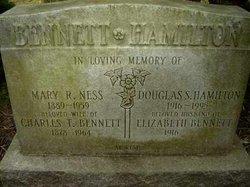 Mary R. <i>Ness</i> Bennett