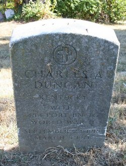 Charles A. Duncan