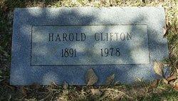 Harold Clifton