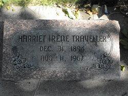 Harriet Irene Traveller