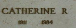 Catherine <i>Ratcliff</i> Cross