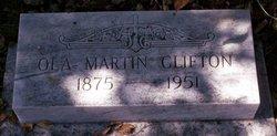 Ola Martin Clifton