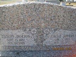 Callie <i>Jowers</i> Cole
