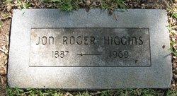 Jon Roger Higgins