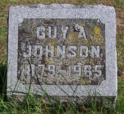 Guy Avondale Johnson