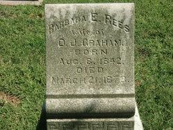 Barbara Elizabeth <i>Rees</i> Graham