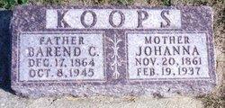 Johanna <i>Volkers</i> Koops