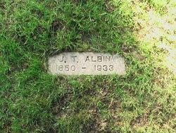 Joseph Taylor Albin