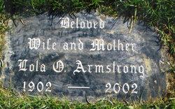 Lola Ozella <i>Hair</i> Armstrong