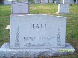 Harold C Hall