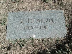 Benice Wilson