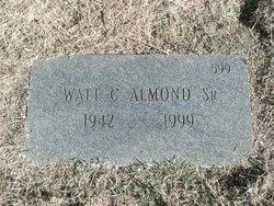 Watt C Almond, Sr