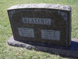 Mary E. <i>Merritt</i> Keating