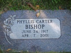 Phyllis <i>Carter</i> Bishop